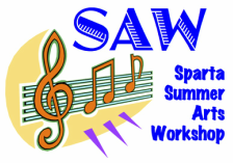 Sparta Summer Arts Workshop